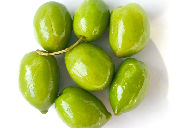 olivas de campo real