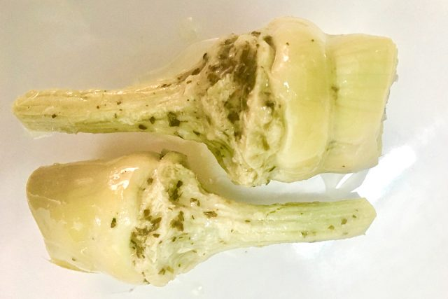 alcachofas gourmet