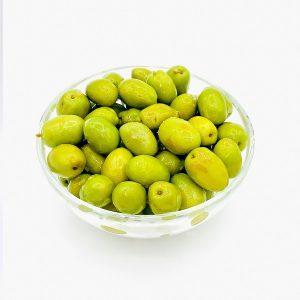 olivas chupadedos