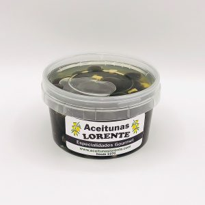 comprar olivas negras rellenas de ajo