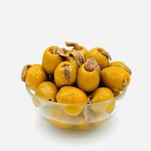 olivas gordal rellenas de anchoa