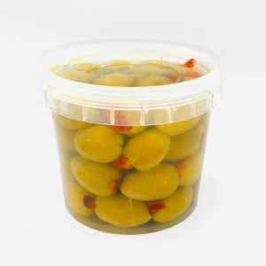 aceitunas gordal rellenas de tomate seco