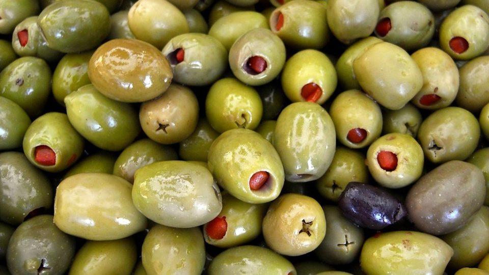 olivas o aceitunas