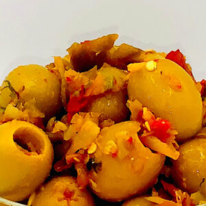 olivas gordal picantes